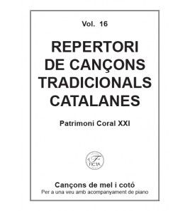 Patrimoni Coral XXI - vol.16