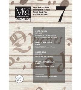 Mestres Catalans Antics Vol. VII
