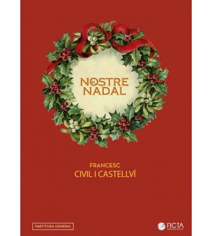 El nostre Nadal. 15 villancicos catalanes para coro y piano (1956)