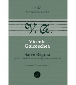 Ave Maria (4 veus iguals i orgue)