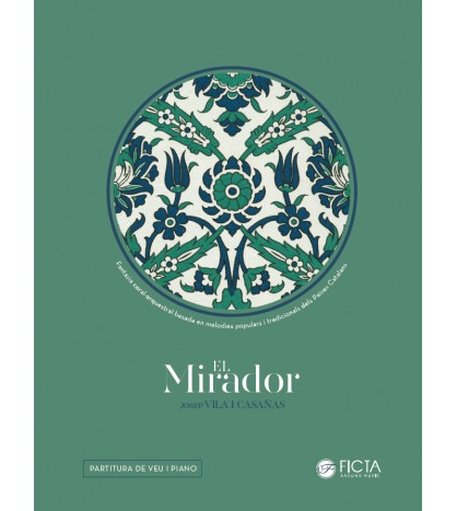 El Mirador for choir (SATB) and piano