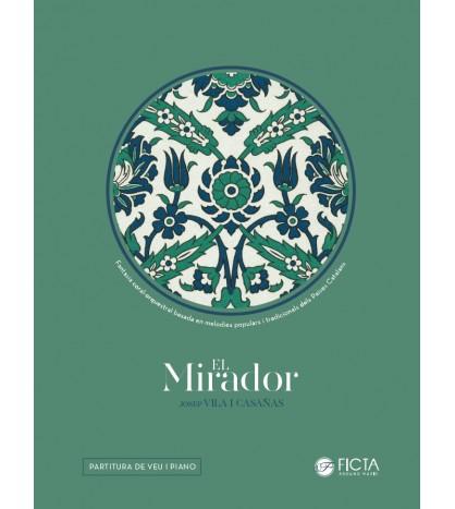 El Mirador for choir (SATB) and piano