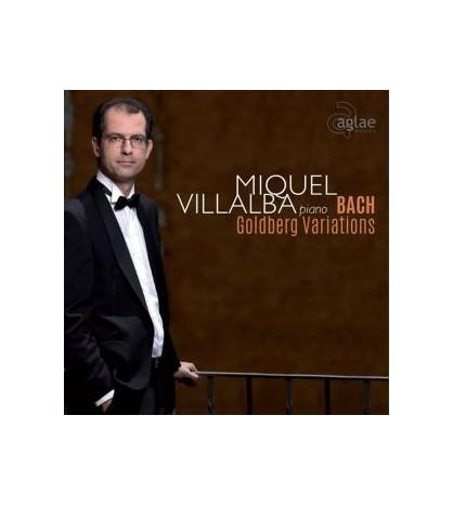 Miquel Villalba. Goldberg Variations. Piano