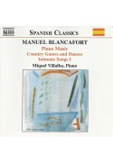 _Manuel Blancafort: Piano Music. Vol. 2