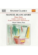 _Manuel Blancafort: Piano Music. Vol. 3