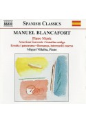 Manuel Blancafort: Piano Music. Vol. 4