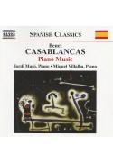 _Benet Casablancas: Piano Music