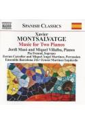 _Xavier Montsalvatge: Piano Music, Vol. 3