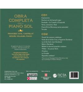 Música per a piano de Francesc Civil (Miquel Villalba)