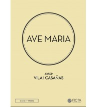 Ave Maria - Choir (TTTBB) - Josep Vila Casañas