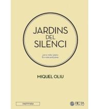 Jardins del silenci - Miquel Oliu - viola y piano