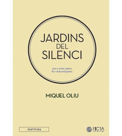 Jardins del silenci - Miquel Oliu - viola i piano