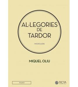 Al·legories de tardor – Microludis para piano