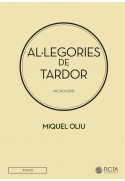 Al·legories de tardor – Microludis for piano
