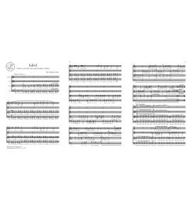 Isabel - Scherzo coral sobre la cançó tradicional catalana