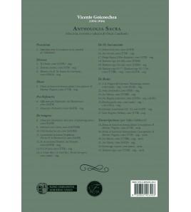 Litaniæ Lauretanæ (Nº 2) para coro (ATTB) y órgano