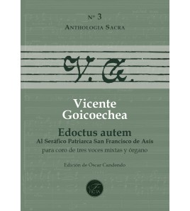 Edoctus autem per a cor (STB) i orgue