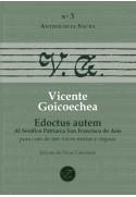Edoctus autem para coro (STB) y órgano