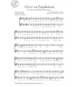 """""""Viva"""" en Puigdemont (2 veus iguals)"""