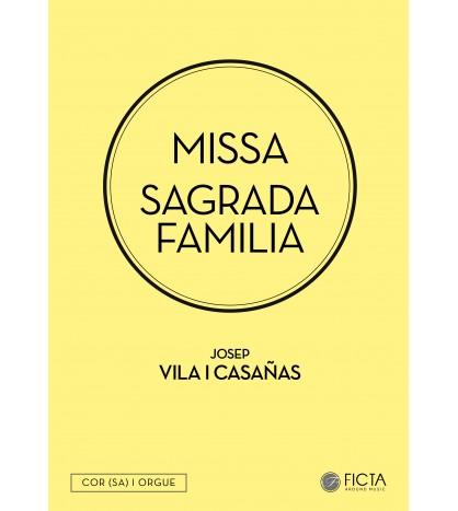 Missa Sagrada Família - Cor (SA) i orgue