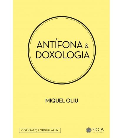Antífona i doxologia - Cor (SATB) i orgue ad lib.
