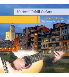 _Guitarra clàssica (del barroc fins al s.XX) CD