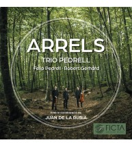 ARRELS - Trio Pedrell (CD)