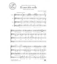 El cant dels ocells - Cor (SATB)