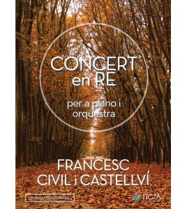 Concert en Re per a piano i orquestra
