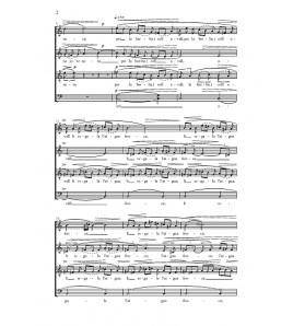 «Romanza» sens paraules - Coro (SATB)