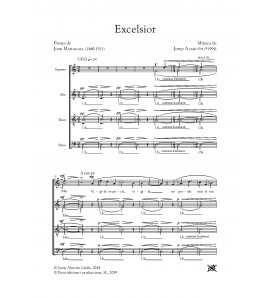 Excelcior - Choir (SATB)