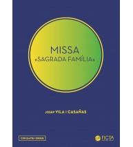 Missa Sagrada Familia - Choir (SATB) and organ