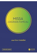 Missa Sagrada Familia - Choir (SATB) and organ
