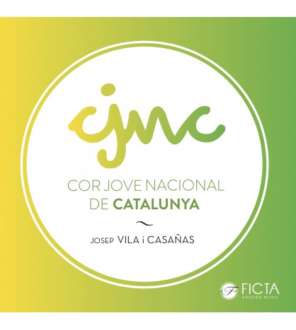 Catalan National Youth Choir (CD)