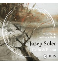 Josep Soler - Cello i Piano (CD)