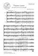 Visions i cants - particel·la coral (SATB)