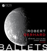 Ballets Gerhard CD