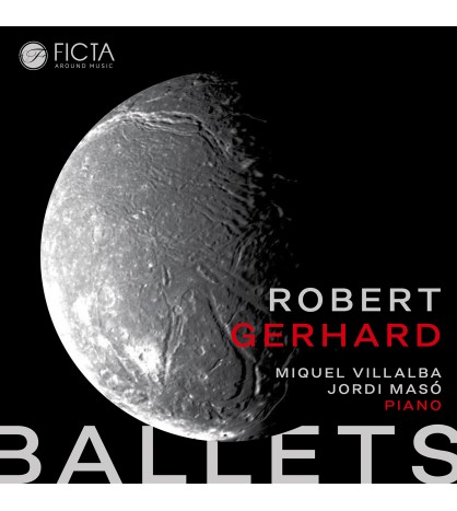 Ballets Gerhard CD