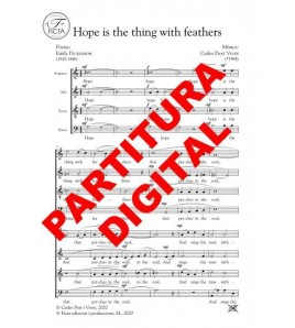 Hope - Choir (SATB)