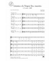 Litania a la Virgen