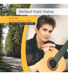 _Guitar plays baroque music CD