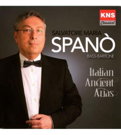 _Italian Ancient Arias (Savatore Maria Spano)