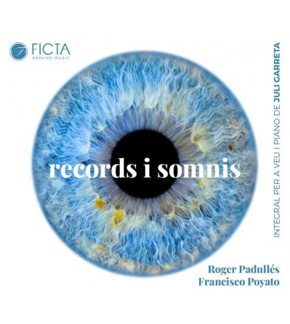 Records i somnis - Integral per a veu i piano de Juli Garreta