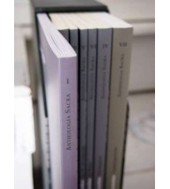 Anthologia Sacra (7 volums)