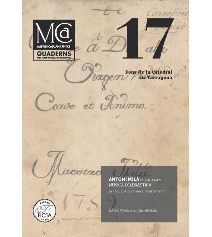 Mestres Catalans Antics vol.17
