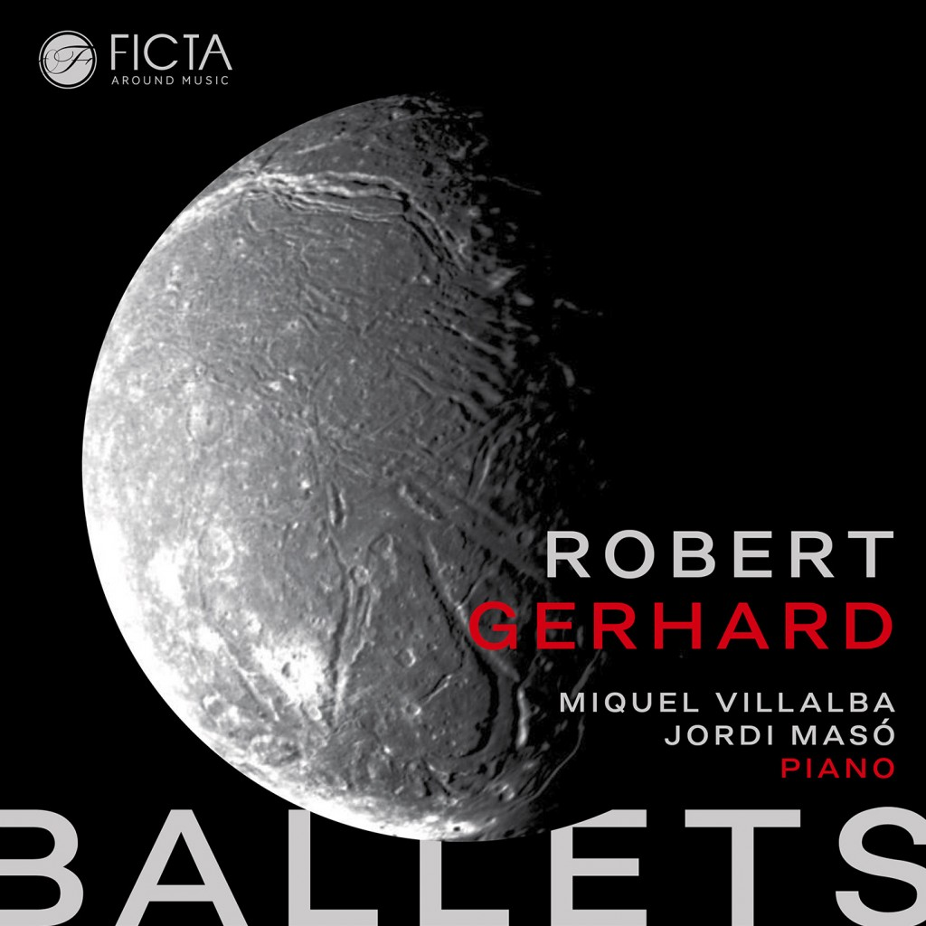 Presentation of the CD Ballets by Robert Gerhard in Barcelona's L'Auditori